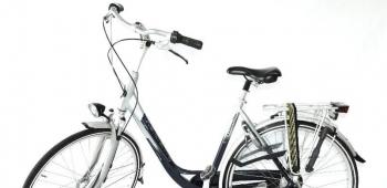 Nieuwsbericht: Er stond eens een fiets....